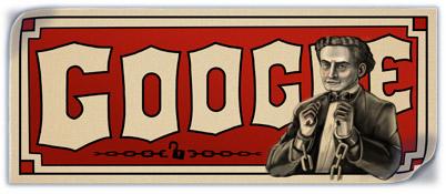 Google Doodle Houdini