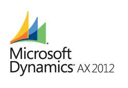 Microsoft Dynamics AX 2012 logo