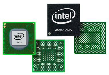 Intel Oak Trail processors