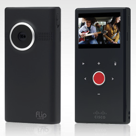 Can you blame iPhone for this? Cisco is closing Flip Video camera ...
