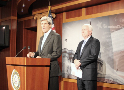 Kerry and McCain proposing privacy bill