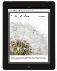 Principles of Biology e-textbook