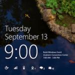 Microsoft Build Date
