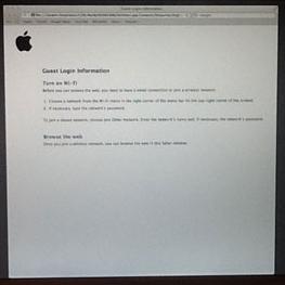 OS X Lion reboot to safari mode