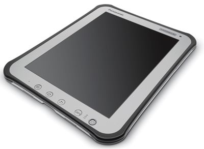 Panasonic Toughbook Tablet, Android's first rugged tablet for enterprise