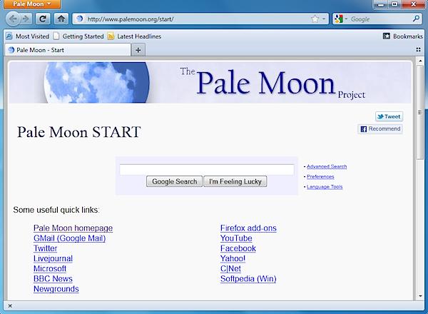 Pale Moon 5