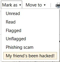 My Friend's Been Hacked!