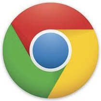 Chrome logo 200 pix