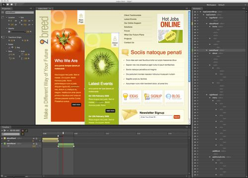 Adobe Edge public preview 1
