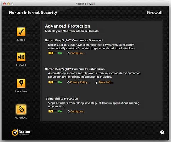 Norton Security Suite