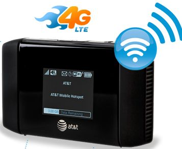 at&t usb LTE